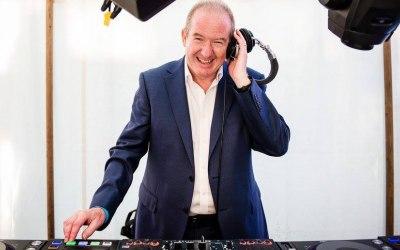 Your DJ, Robbie Collins