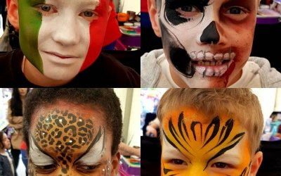Forever Face Painting 5