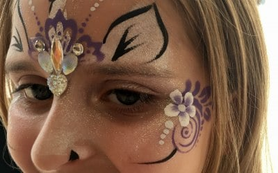 Forever Face Painting 7