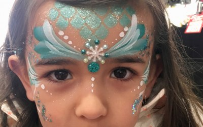 Forever Face Painting 3