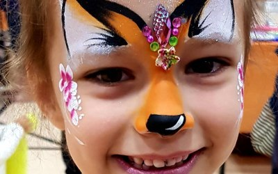 Forever Face Painting 2