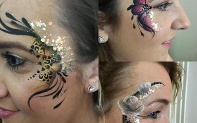 Forever Face Painting 8