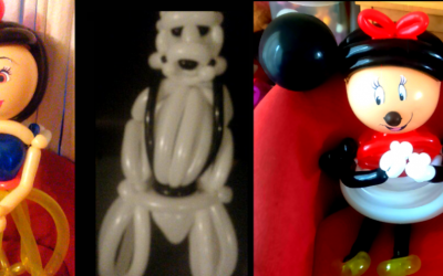 Balloon Dogs - Balloon Sculptures and Balloon Decoration