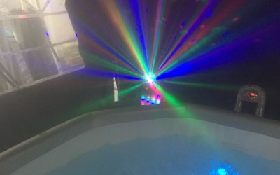 Bubble'n'Bounce Hot Tub Hire Wales 2