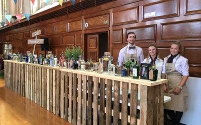 Gin Wedding Bar