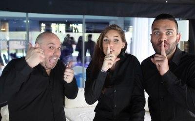 Singing Waiters