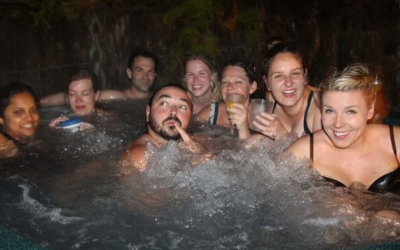 Northampton Hot Tub Hire