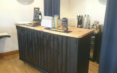 Mobile bar hire.