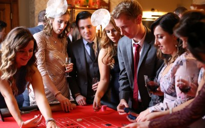 Casino Table Action