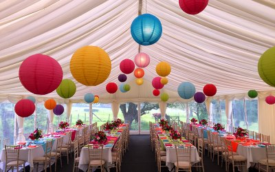 Bay Tree Events - Marquee & Furniture Hire 1