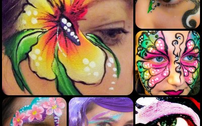 Adult Face and Body Painting