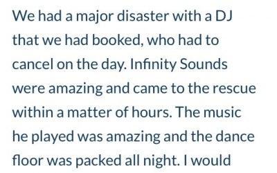 Infinity Sounds Ltd 3