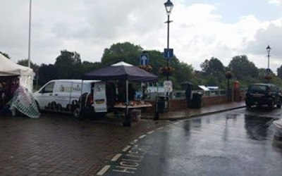 Mobile Coffee Van - Gloucestershire