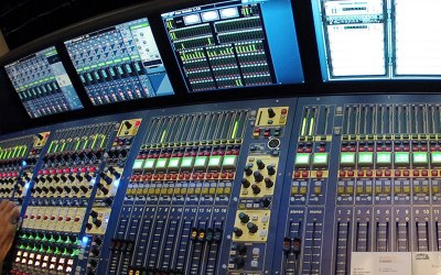 Remote Audio Visual