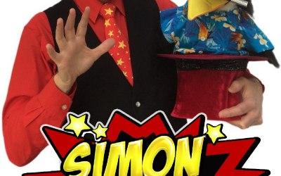 Amazing Simon Sparkles 1