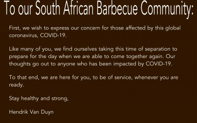 South African Barbecue Catering 2