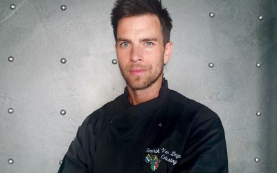 Hendrik is the Head Chef of South African Barbecue.  Hendrik grew up in the heart of South Africa living and breathing food.  At a young age, he developed a passion for cooking that continues to this day.