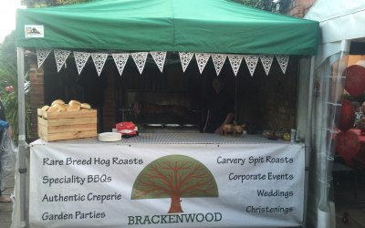 Brackenwood Hogroasts and Event Catering
