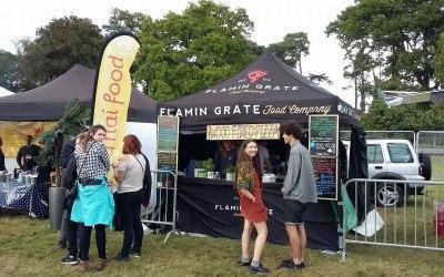 Flamin Grate Food Company