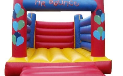 Mr Bounce - Bouncy Castle Hire 1