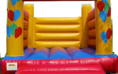 Mr Bounce - Bouncy Castle Hire 2