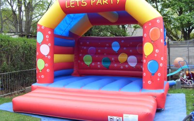 15ft x 15ft Adult Bouncy Castle