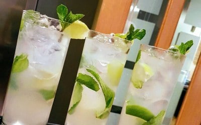 Booze Bandit Cocktails
