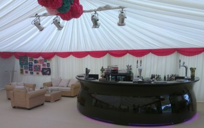 Wedding Bar Hire Shropshire, Cheshire, Staffordshire