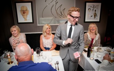 Specialist Wedding Magician - Stephen Williams 1