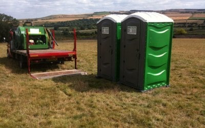 Hampshire Toilet Hire