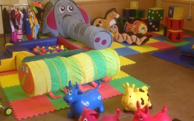 Bounce and Giggle Soft Play Hire  1