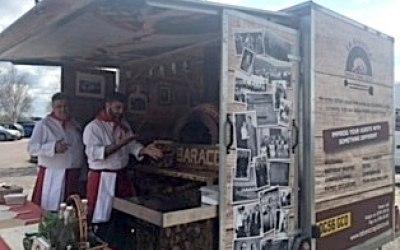La Baracca Wood Fired Pizza 5