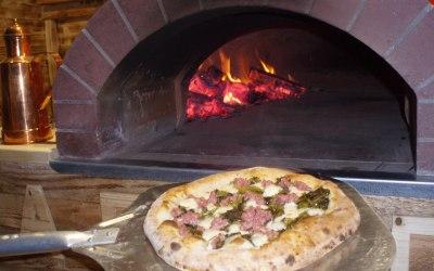 La Baracca Wood Fired Pizza