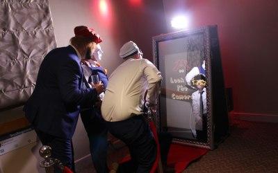 Photobooth Magic Mirror
