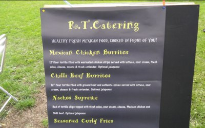 R.T Catering