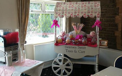 Swansea Sweet Trees & Candy Carts
