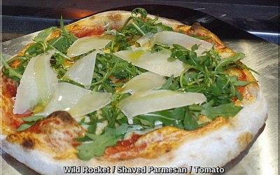 La Baracca Wood Fired Pizza 9
