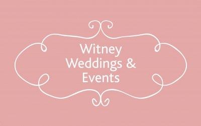 Witney Weddings & Events Logo