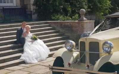 Premier Wedding Vehicles 4