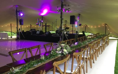 Wedding Tent in Henley