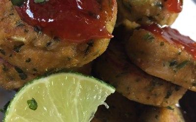 Thai Fishcake finger food