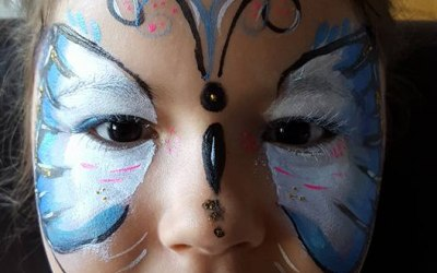 Macadoodles Face Painting and Glitter Tattoos