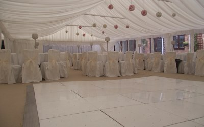 Funky Hippo Marquee Hire