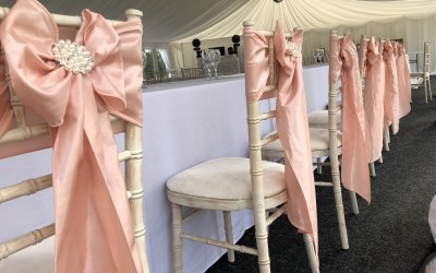 Christina's Chair Covers & Sashes 3