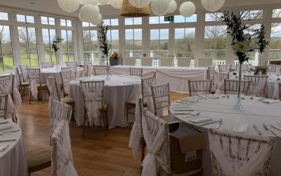 Christina's Chair Covers & Sashes 7
