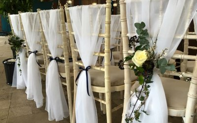 Christina's Chair Covers & Sashes 6