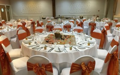 Christina's Chair Covers & Sashes 8