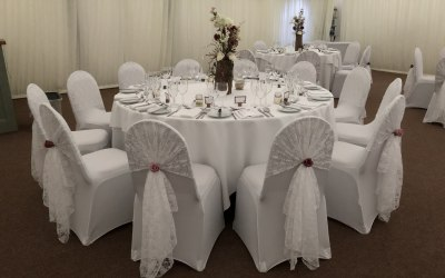 Christina's Chair Covers & Sashes 4