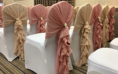 Christina's Chair Covers & Sashes 9