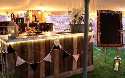 Inside the Marquee Bar